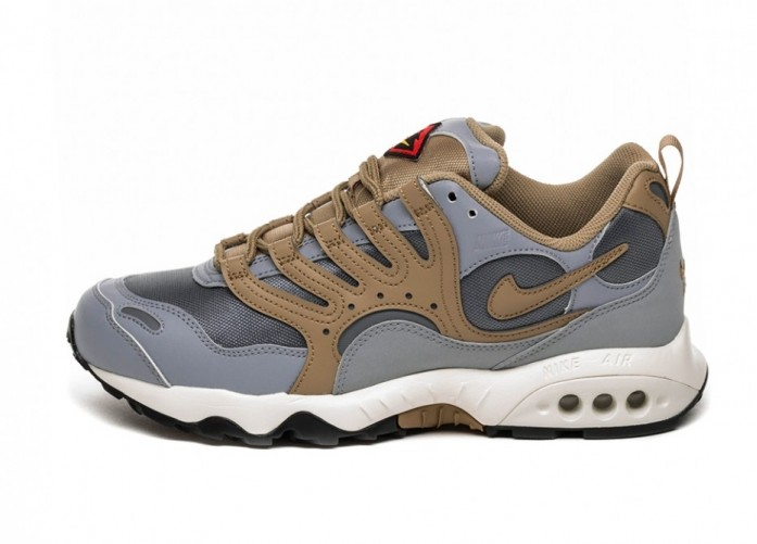 Кроссовки Nike Air Terra Humara '18 (Wolf Grey / Parachute Beige - Cool Grey - Sail) | Интернет-магазин Sole
