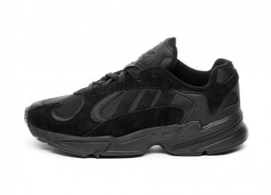 Кроссовки adidas Yung-1 (Core Black / Core Black / Carbon)