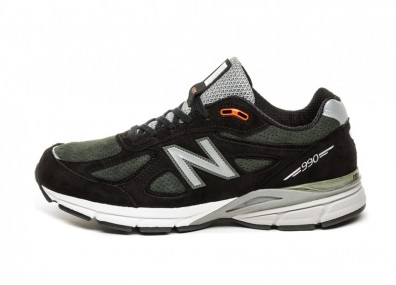 Кроссовки New Balance M990MB4 *Made in USA* (Rosin)