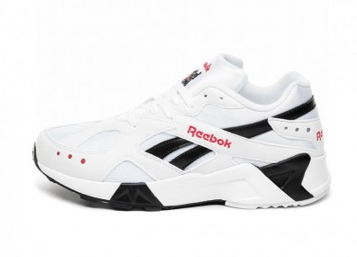 Кроссовки Reebok Aztrek (White / Black / Excellent Red)