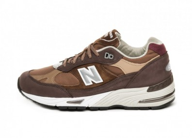 Кроссовки New Balance M991NGG *Made in England* (Brown)