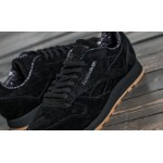 Мужские кроссовки Reebok Classic Leather TDC - Black/Gum, фото 5 | Интернет-магазин Sole