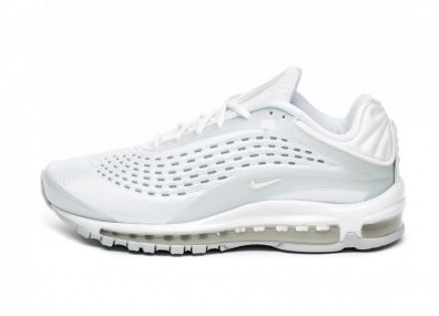 Кроссовки Nike Air Max Deluxe (White / Sail - Pure Platinum)