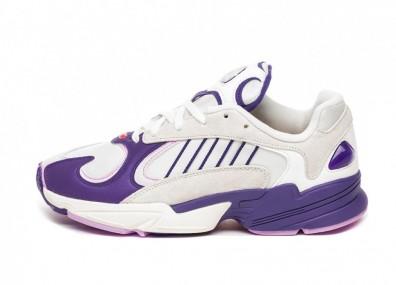 Кроссовки adidas x Dragonball Z Yung-1 *Frieza* (Cloud White / Unity Purple - Clear Lilac)