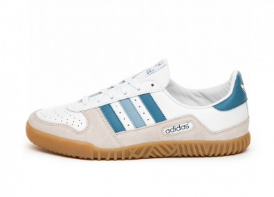Кроссовки adidas Indoor Comp SPZL (Ftwr White / Supplier Color / Clear Brown)