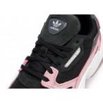 Кроссовки adidas Falcon W (Core Black / Core Black / Light Pink), фото 4 | Интернет-магазин Sole