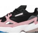 Кроссовки adidas Falcon W (Core Black / Core Black / Light Pink), фото 5 | Интернет-магазин Sole