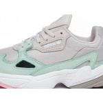 Кроссовки adidas Falcon W (Grey One / Grey One / Easy Green), фото 5 | Интернет-магазин Sole