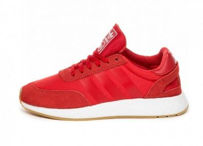 Кроссовки adidas I-5923 (Red / Red / Gum)
