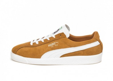 Кроссовки Puma Te-Ku Prime (Buckthorn Brown / Puma White)