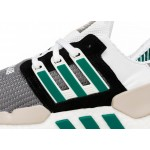Кроссовки adidas Equipment Support 91/18 (Core Black / Clear Granite / Sub Green), фото 5 | Интернет-магазин Sole