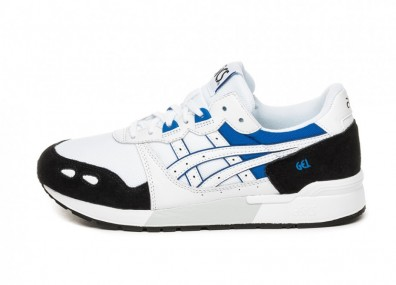 Кроссовки Asics Gel-Lyte (White / Asics Blue)