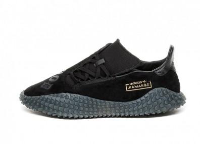 Кроссовки adidas x Neighborhood Kamanda 01 (Core Black / Core Black / Core Black)
