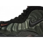 Кроссовки Nike Air Foamposite Pro (Sequoia / Black - Team Orange), фото 5 | Интернет-магазин Sole
