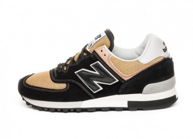 Кроссовки New Balance OM576OKT *Made in England* (Black)