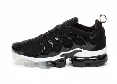 Кроссовки Nike Air Vapormax Plus (Black / Anthracite - White)