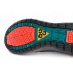 Кроссовки Nike ACG Ruckel Ridge (Black / Black - Geode Teal - Habanero Red), фото 6 | Интернет-магазин Sole