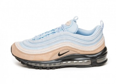 Кроссовки Nike Air Max 97 PRM (Desert / Black - Desert Sand - Royal Tint)