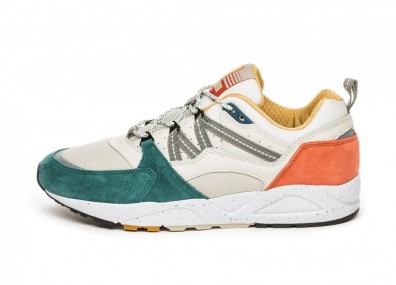 Кроссовки Karhu Fusion 2.0 *Track & Field Pack 2* (Silver Birch / Shaded Spruce)