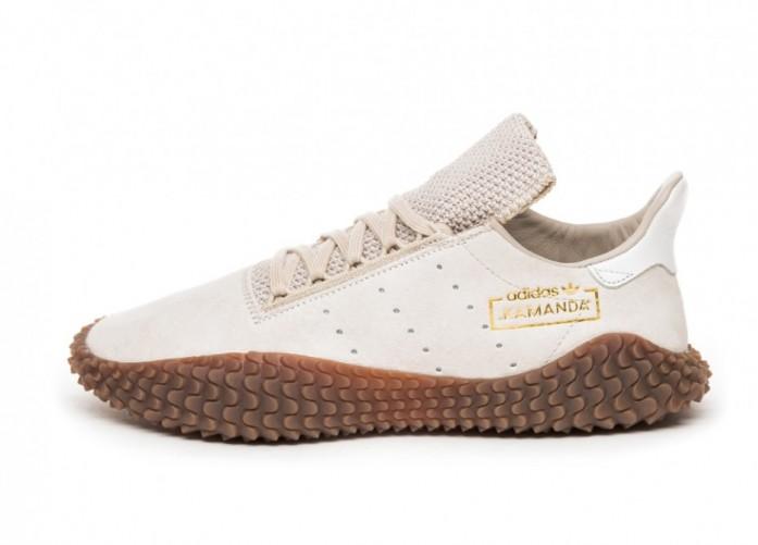 Кроссовки adidas Kamanda (Clear Brown / Clear Brown / Crystal White) | Интернет-магазин Sole