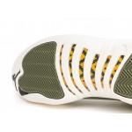 Кроссовки Nike Air Jordan 12 Retro Chris Paul *Class Of 2003* (Olive Canvas / Metallic Gold - Black - Sail), фото 6 | Интернет-магазин Sole