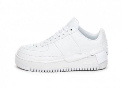 Кроссовки Nike Wmns Air Force 1 Jester XX (White / White - Black)