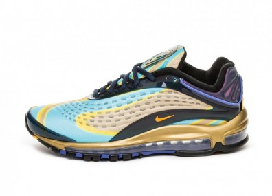 Nike Air Max Deluxe (Midnight Navy / Laser Orange)