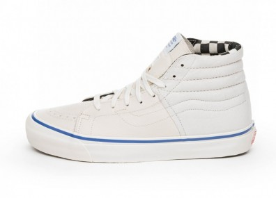 Кроссовки Vans OG Sk8-Hi LX *Inside Out* (Checkerboard)