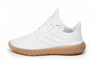 Кроссовки adidas Sobakov (Ftwr White / Ftwr White / Gum)