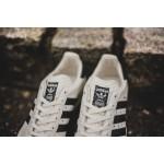 Мужские кроссовки adidas 350 SPZL - Off White/Core Black/Cream White, фото 3 | Интернет-магазин Sole