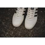 Мужские кроссовки adidas 350 SPZL - Off White/Core Black/Cream White, фото 4 | Интернет-магазин Sole