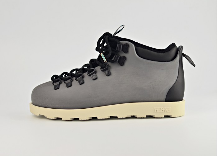 Ботинки Native Fitzsimmons Citylite - Dublin Grey | Интернет-магазин Sole