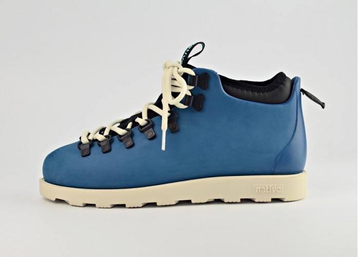 Ботинки Native Fitzsimmons Citylite - Trench Blue | Интернет-магазин Sole