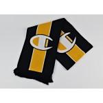 Шарф Champion Knitted Scarf - Black/Yellow, фото 2 | Интернет-магазин Sole