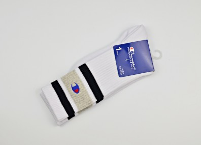Champion Knee High Tube Socks - Black