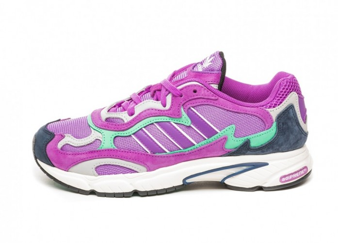 Мужские кроссовки adidas Temper Run - Shock Purple | Интернет-магазин Sole