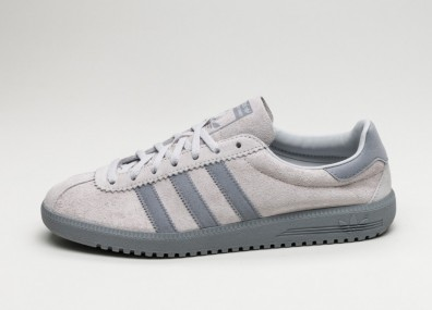 Мужские кроссовки adidas Originals Bermuda - Light Solid Grey/Grey