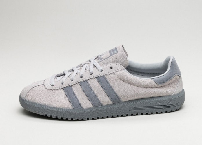Мужские кроссовки adidas Originals Bermuda - Light Solid Grey/Grey | Интернет-магазин Sole