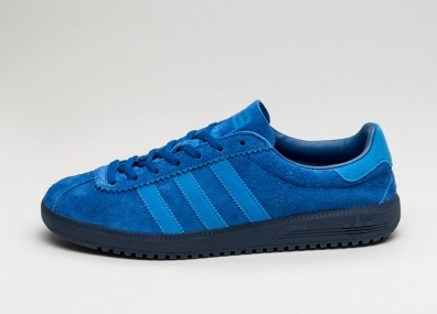 Мужские кроссовки adidas Originals Bermuda - Royal Blue