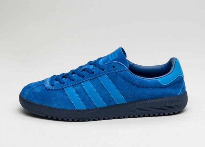 Мужские кроссовки adidas Originals Bermuda - Royal Blue | Интернет-магазин Sole