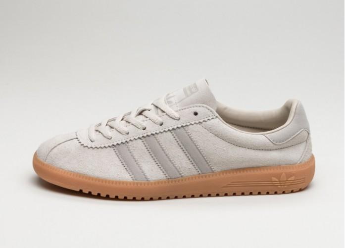 Мужские кроссовки adidas Originals Bermuda - Clear brown/Light brown/Gum | Интернет-магазин Sole