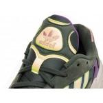 Кроссовки adidas Yung-1 (Legend Ivy / Hi Res Yellow / Active Purple), фото 5 | Интернет-магазин Sole