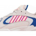Кроссовки adidas Yung-1 (Crystal White / Clear Orange / Collegiate Royal), фото 6 | Интернет-магазин Sole