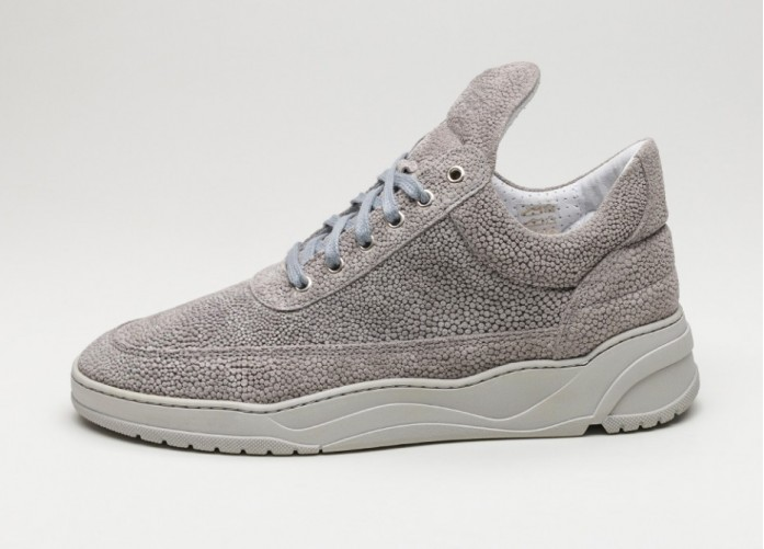 Мужские кроссовки Filling Pieces Low Top Astro (Grey) | Интернет-магазин Sole