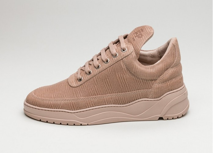 Мужские кроссовки Filling Pieces Low Top Astro Grove (Nude) | Интернет-магазин Sole