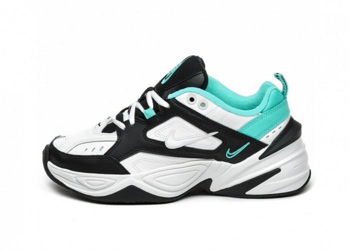 Кроссовки Nike Wmns M2K Tekno (Summit White / Summit White - Black) | Интернет-магазин Sole