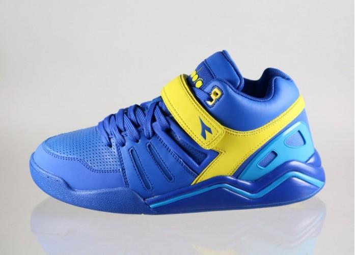 Мужские кроссовки Diadora T.92 (Princess Blue) | Интернет-магазин Sole
