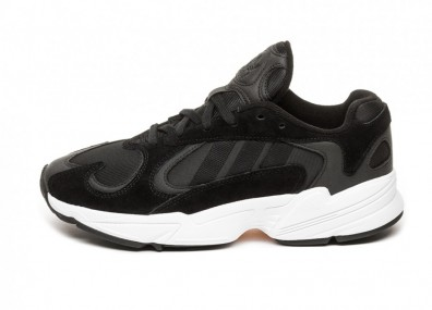 Кроссовки adidas Yung-1 (Core Black / Core Black / Ftwr White)
