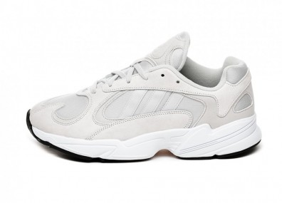 Кроссовки adidas Yung-1 (Grey One / Grey One / Ftwr White)