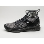 Мужские кроссовки Puma Ignite Evoknit (Core Black / Quiet Shade / Black), фото 1 | Интернет-магазин Sole